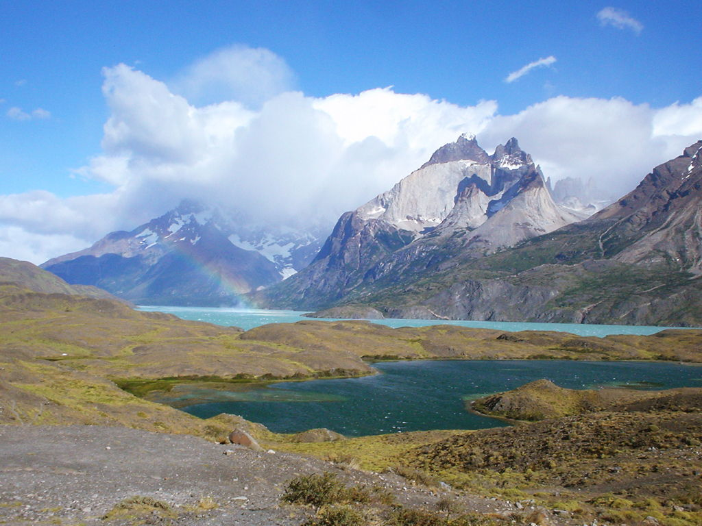 Patagonia w walk