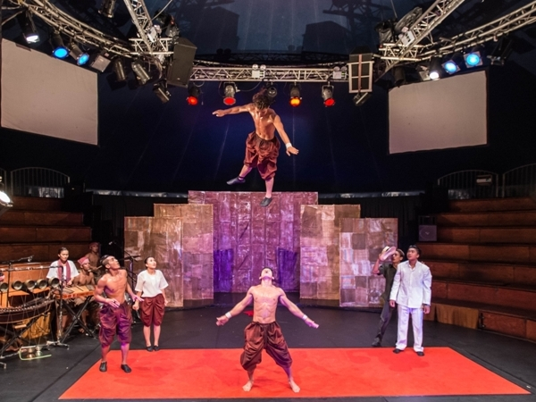 Phare, the Cambodian Circus - Cambodia